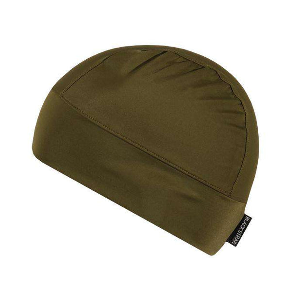 The Range Cap | Solid Olive Green - BlackStrap Industries Inc. ALL RIGHTS RESERVED.