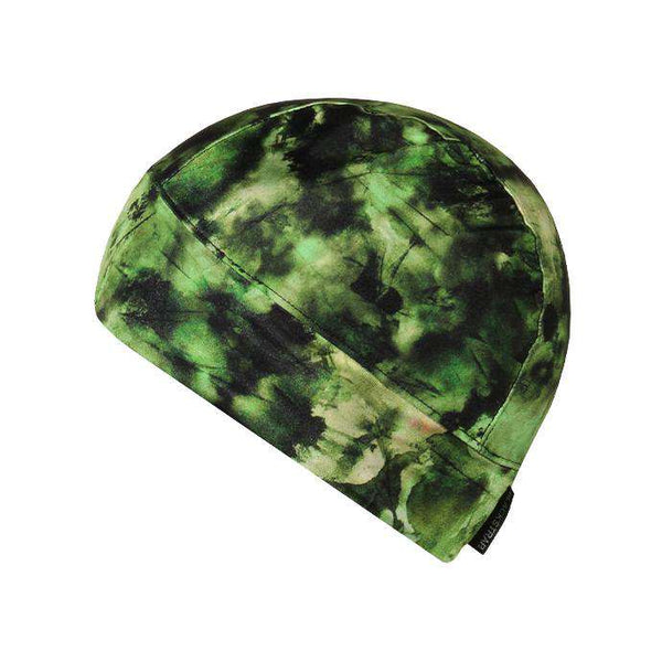 The Range Cap | Tie Dye Monotone Green