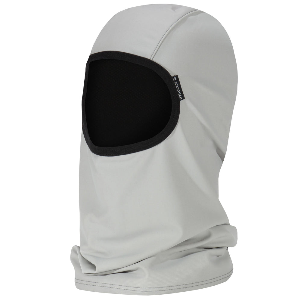 BlackStrap The Sock Hood Balaclava Solid Steel USA Made Facemask
