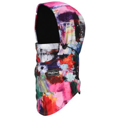 BlackStrap The Team Hood Balaclava Abstract USA Made Facemask