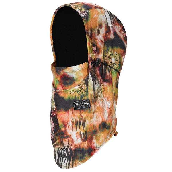 BlackStrap The Team Hood Balaclava Abstract Bursts USA Made Facemask