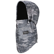 BlackStrap The Team Hood Balaclava Camo Canvas Snow USA Made Facemask