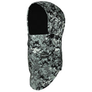 BlackStrap The Team Hood Balaclava Camo Digital Snow USA Made Facemask