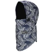 BlackStrap The Team Hood Balaclava Ferns Navy USA Made Facemask