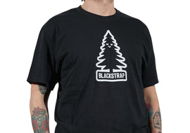 BlackStrap Tee Shirt Happy Tree Black Men's