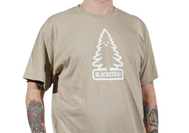 BlackStrap Tee Shirt Happy Tree Sand Men's