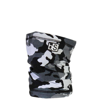 The Kids Dual Layer Tube Facemask | Camouflage Snow Issue - BlackStrap Industries Inc. ALL RIGHTS RESERVED.
