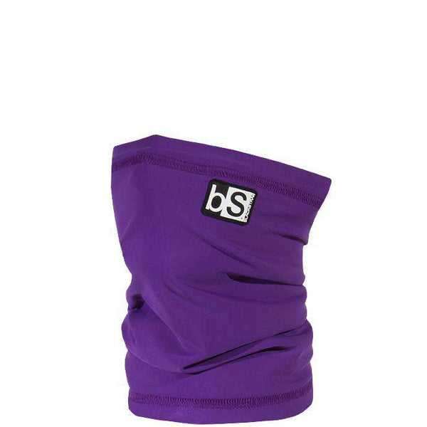 The Kids Dual Layer Tube Facemask | Solid Deep Purple - BlackStrap Industries Inc. ALL RIGHTS RESERVED.