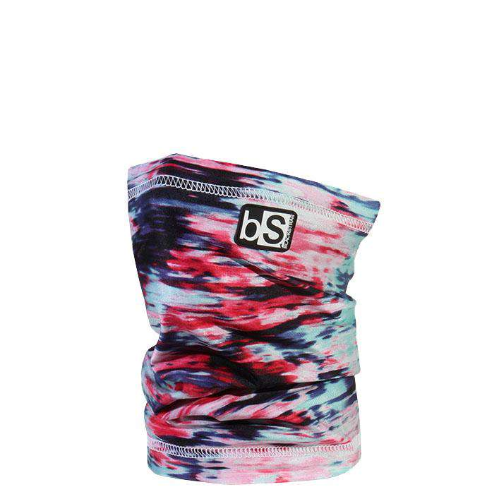 The Kids Dual Layer Tube Facemask | Tie Dye Pastel - BlackStrap Industries Inc. ALL RIGHTS RESERVED.