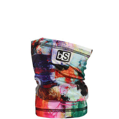 The Kids Dual Layer Tube Facemask | Abstract - BlackStrap Industries Inc. ALL RIGHTS RESERVED.