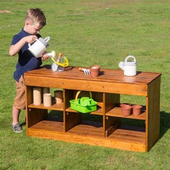 Outdoor Kitchen Range Bench Unit Sensory Surroundings Limited