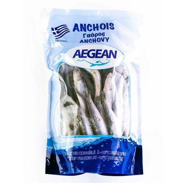 Anchovies Whole
