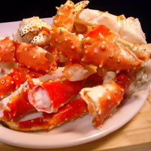 Load image into Gallery viewer, Crab Legs King Crab Red Large broken