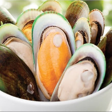 Load image into Gallery viewer, Green Shell Half Mussels