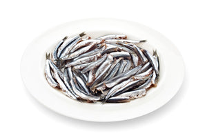 Marinated Anchovy Fillets