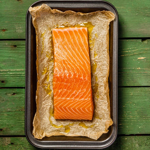 One Ocean Smoked wild Salmon
