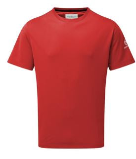 Henri Lloyd Mono Short Sleeve Tee RED