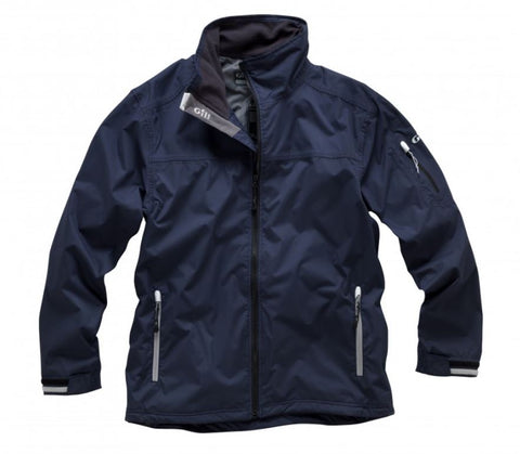 Gill Crew Lite Jacket - Navy - ONLY SIZE XSMALL, SMALL LEFT - LAST ONES