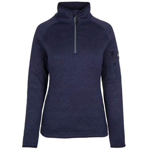 Gill Women's Knit Fleece Navy