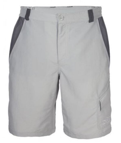 Gill Performance Men's Sailing Short - SILVER GREY - LAST ONE SIZE XLARGE ONLY