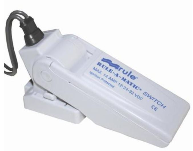RULE AUTOMATIC FLOAT SWITCH - RULE-A-MATIC