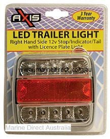 Trailer Light LED Right
