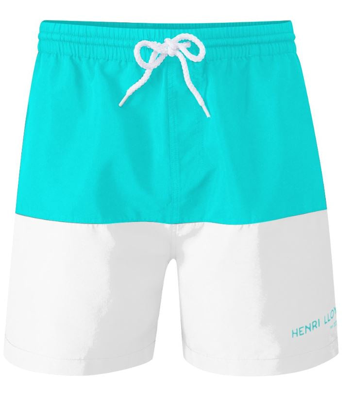 Henri LLoyd Baston Block Swim Short - SCB - DISCONTINUED STYLE