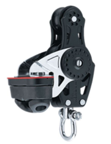 Harken 2657 40mm Carbo Fiddle with Cam Cleat