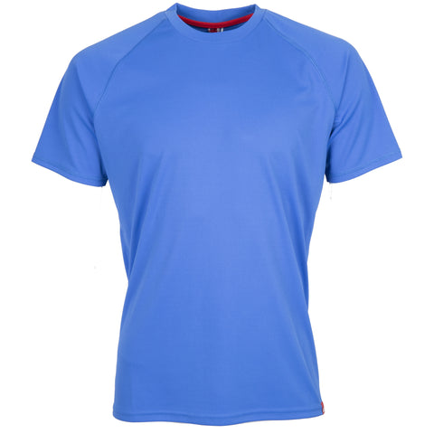 Mens UV Tec Tee Blue  - SIZE XLARGE