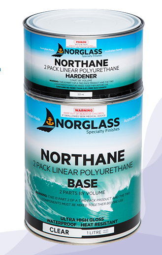 9712 NORTHANE CLEAR SATIN 500ml *SOLD IN STORE ONLY