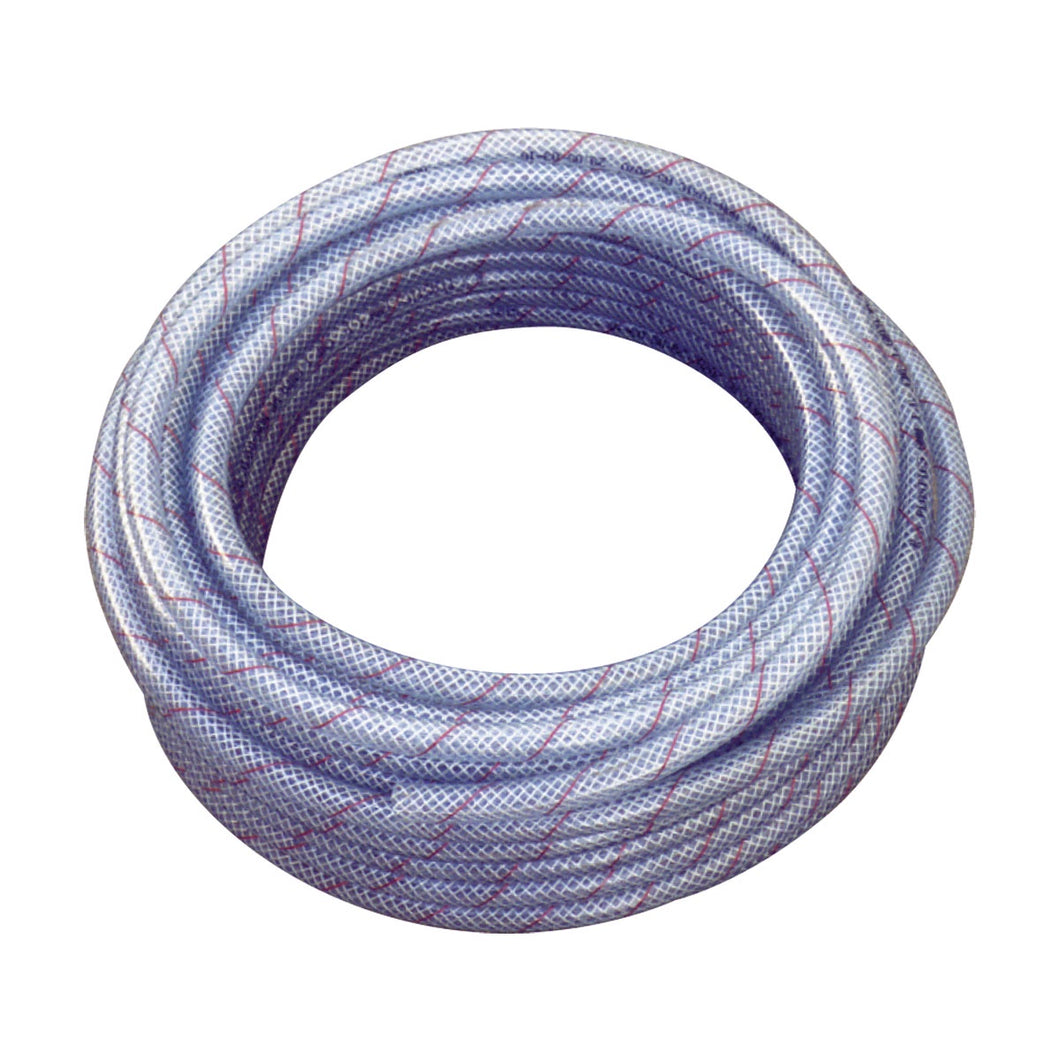 HOSE REINFORCED PRT FOOD/FUEL 19MM SOLD PER METRE