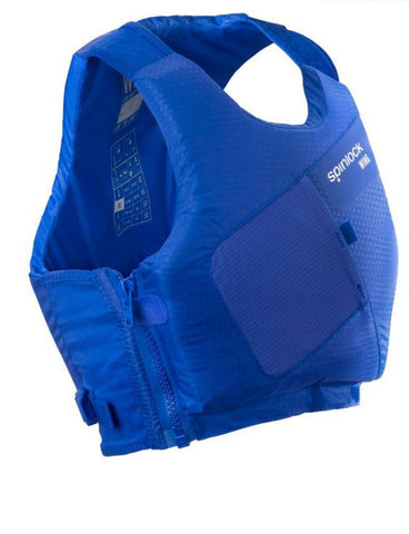 SPINLOCK Wing Side Zip PFD 50N - COBALT BLUE