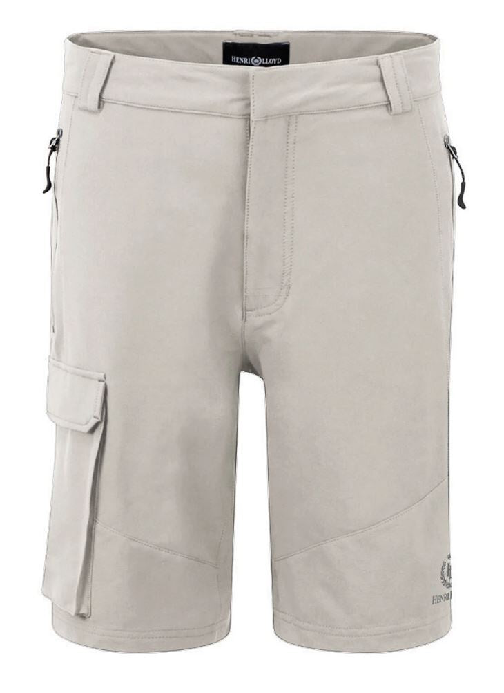 Henri Lloyd Element Shorts Men's - Light Grey - DISCONTINUED STYLE - SIZE 30 & 40 ONLY