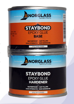 1063 STAYBOND EPOXY GLUE 200g *SOLD IN STORE ONLY