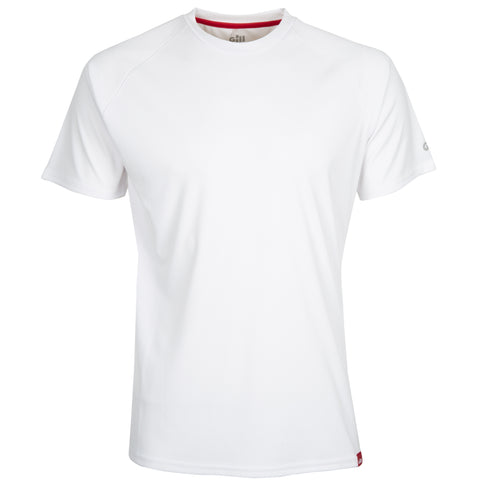 Gill Men's UV Tec Tee White