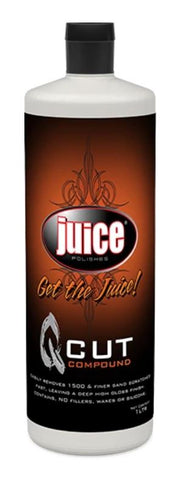 Juice Polish Q Cut Compound 1L
