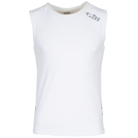 Gill Competition Race Bib - White