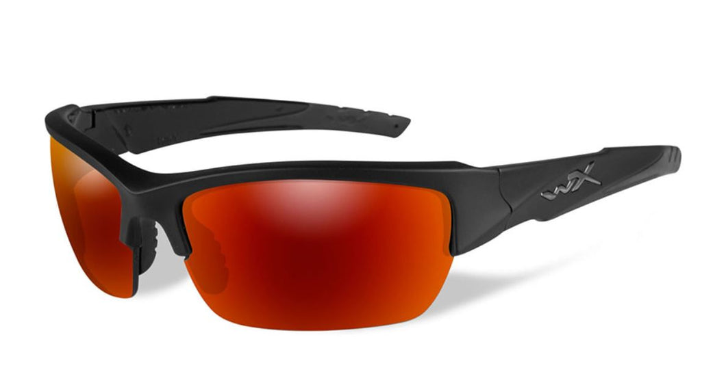 WILEYX Valor Polarised Crimson Mirror (Smoke Grey)/Matte Black