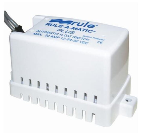 RULE AUTOMATIC FLOAT SWITCH - RULE-A-MATIC PLUS