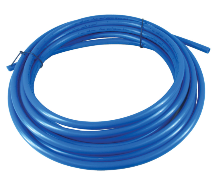 WHALE QUICK CONNECT TUBING SYSTEM 15MM BLUE  WX7152B - SOLD PER METRE