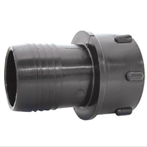 "Female to Hose Reducer Tail - BSP thread 1 1/2"" x 1 1/4"""