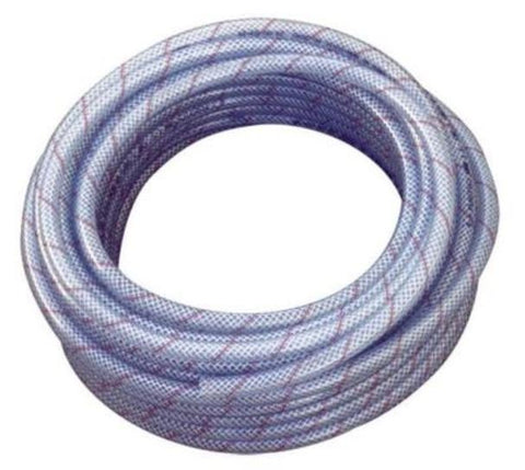 HOSE REINFORCED PRT FOOD/FUEL 16MM - sold per metre