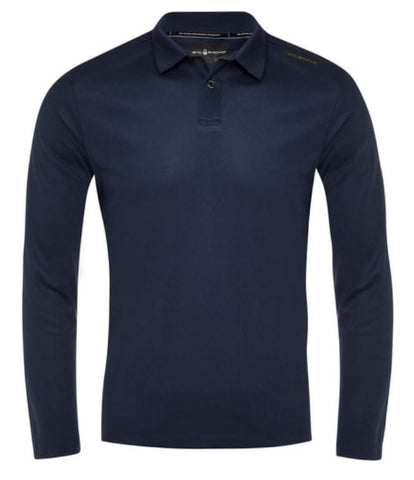 SAIL RACING Bow Tech Polo LS Navy