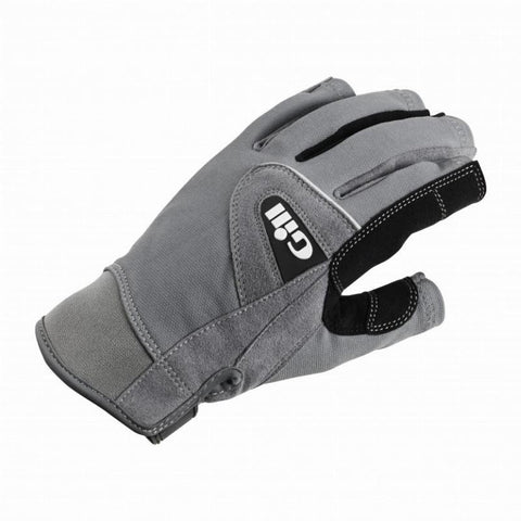 GILL Deckhand Gloves - LONG Finger Grey - SIZE LARGE