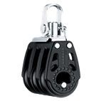 344 29mm Triple Swivel Carbo Swivel Block