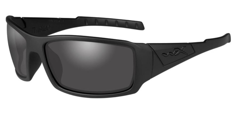 WILEY X TWISTED | POLARISED GREY LENS W/ MATTE BLACK FRAME
