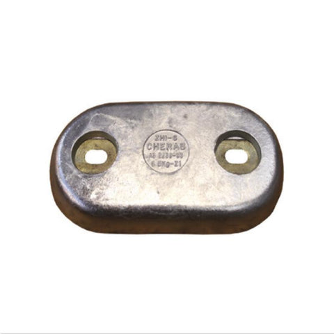 Anode -Oval Slotted 6.5Kg