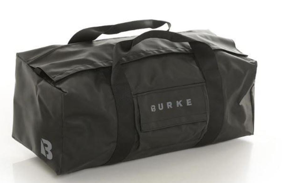 Burke Yachtsmans Gear Bag BLK SMALL