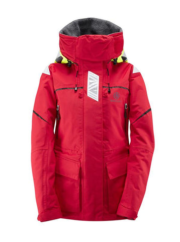 Henri Lloyd Women's Freedom Offshore / Coastal  Jacket  RED - LAST ONES - SIZE XSMALL ONLY