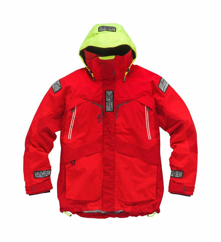 GILL OS23 Offshore Women's Jacket - Red